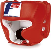 Fighting Sports Usa Boxing Comp Headgear W Cheek